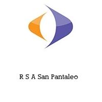 R S A San Pantaleo