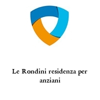 Le Rondini residenza per anziani