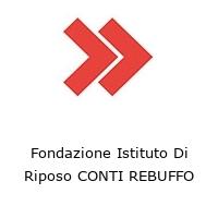 Fondazione Istituto Di Riposo CONTI REBUFFO