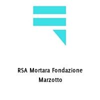 RSA Mortara Fondazione Marzotto