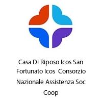 Casa Di Riposo Icos San Fortunato Icos  Consorzio Nazionale Assistenza Soc Coop