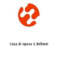 Casa di riposo G Belfanti