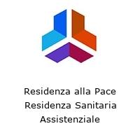 Residenza alla Pace Residenza Sanitaria Assistenziale