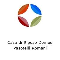 Casa di Riposo Domus Pasotelli Romani