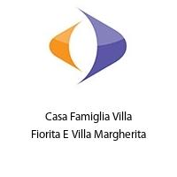Casa Famiglia Villa Fiorita E Villa Margherita