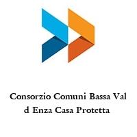 Consorzio Comuni Bassa Val d Enza Casa Protetta