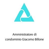 Amministratore di condominio Giacomo Billone