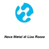 Nova Metal di Lico Rocco
