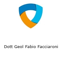Dott Geol Fabio Facciaroni