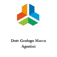 Dott Geologo Marco Agostini