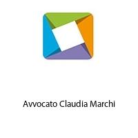 Avvocato Claudia Marchi