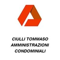 CIULLI TOMMASO AMMINISTRAZIONI CONDOMINIALI