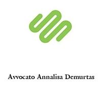 Avvocato Annalisa Demurtas