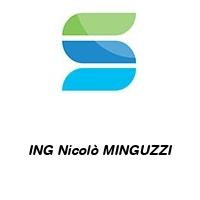 ING Nicolò MINGUZZI