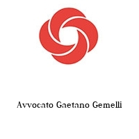 Avvocato Gaetano Gemelli