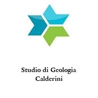 Studio di Geologia Calderini