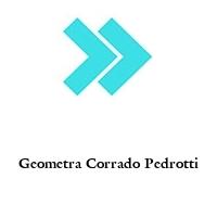 Geometra Corrado Pedrotti