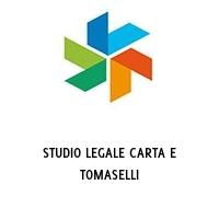 STUDIO LEGALE CARTA E TOMASELLI