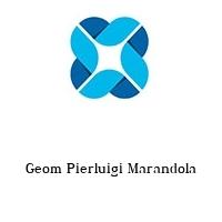 Geom Pierluigi Marandola