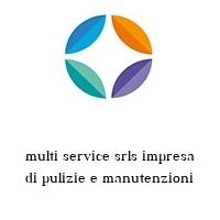 multi service srls impresa di pulizie e manutenzioni