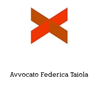Avvocato Federica Taiola