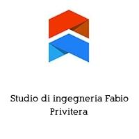 Studio di ingegneria Fabio Privitera