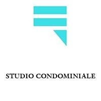 STUDIO CONDOMINIALE