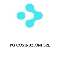 PG COSTRUZIONI SRL
