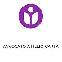 AVVOCATO ATTILIO CARTA
