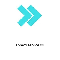 Tomco service srl