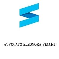 AVVOCATO ELEONORA VECCHI