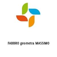 FABBRO geometra MASSIMO