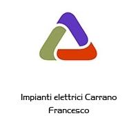 Impianti elettrici Carrano Francesco
