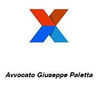 Avvocato Giuseppe Paletta