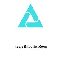 arch Balletta Rosa