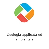 Geologia applicata ed ambientale