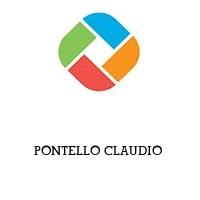 PONTELLO CLAUDIO