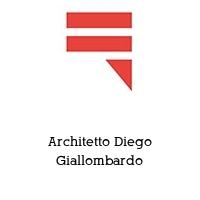 Architetto Diego Giallombardo