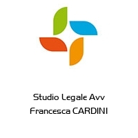 Studio Legale Avv Francesca CARDINI
