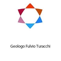 Geologo Fulvio Turacchi
