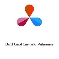 Dott Geol Carmelo Palamara
