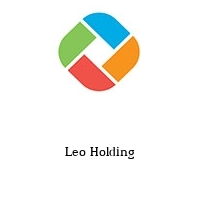 Leo Holding