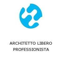 ARCHITETTO LIBERO PROFESSIONISTA
