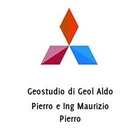 Geostudio di Geol Aldo Pierro e Ing Maurizio Pierro