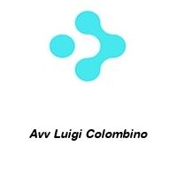 Avv Luigi Colombino