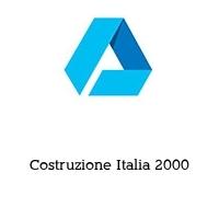 Costruzione Italia 2000