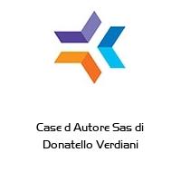 Case d Autore Sas di Donatello Verdiani