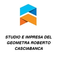 STUDIO E IMPRESA DEL GEOMETRA ROBERTO CASCIABANCA