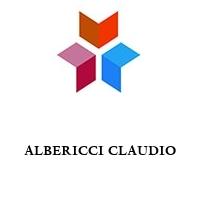 ALBERICCI CLAUDIO