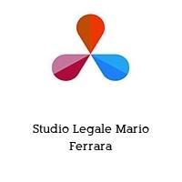 Studio Legale Mario Ferrara